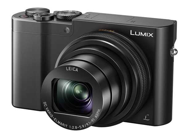 LUMIX Digital Camera DMC-TZ100EB